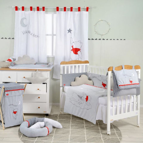 Disney Winnie the Pooh Sleeping Baby Bedding Collection