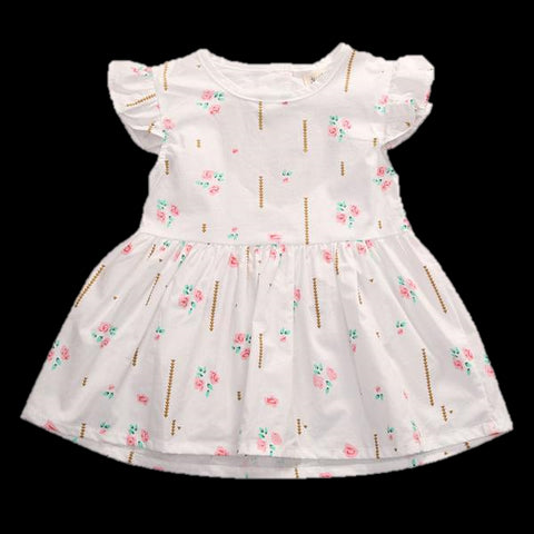 Baby Floral Dress-www.my-baby-world.com