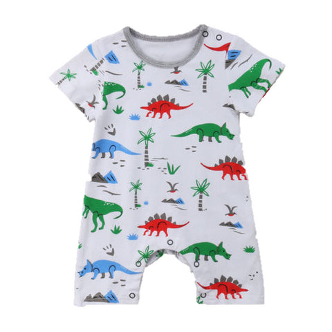 Baby Cute Dino Romper-www.my-baby-world.com