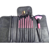 Pink Makeup Brush Set - 22 Pieces (Limited Edition) - Kirei Cosmetics - 4