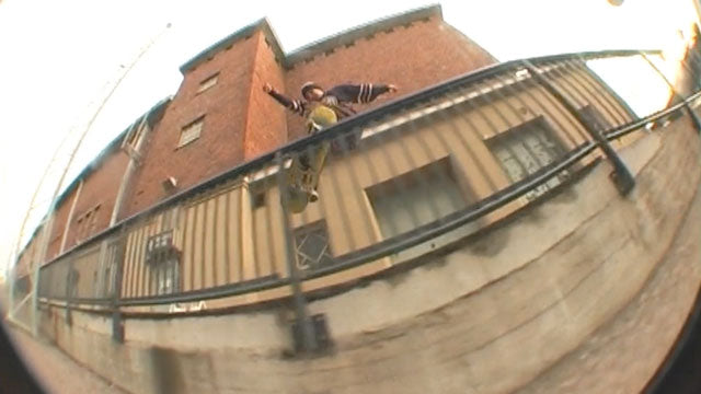 EU Indy Riders in FLU skateboards video.