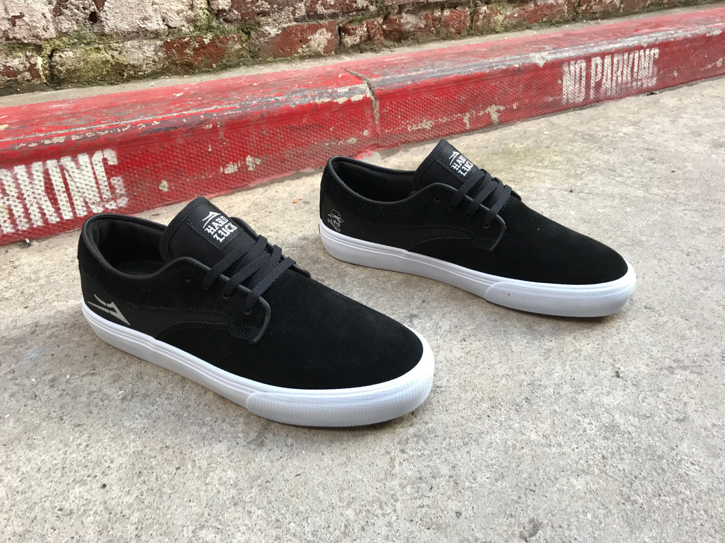 Riley Hawk x Hardluck Lakai Footwear