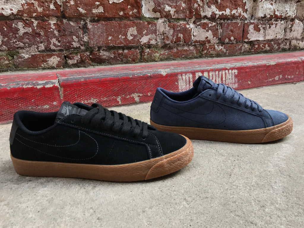 Nike SB Update - Blazer Low