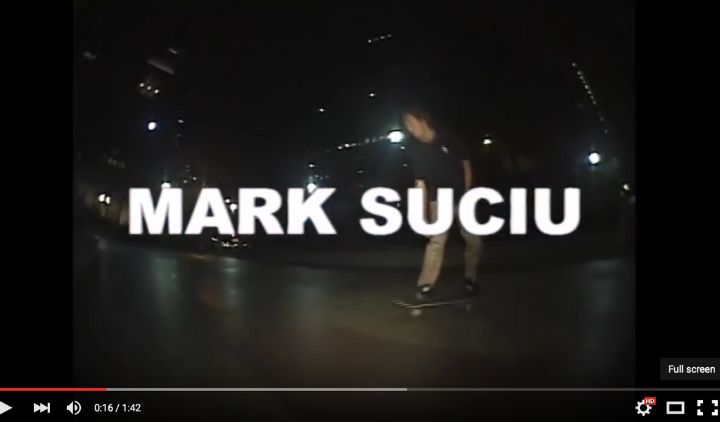 Mark Suciu - Sabotage 4 Part