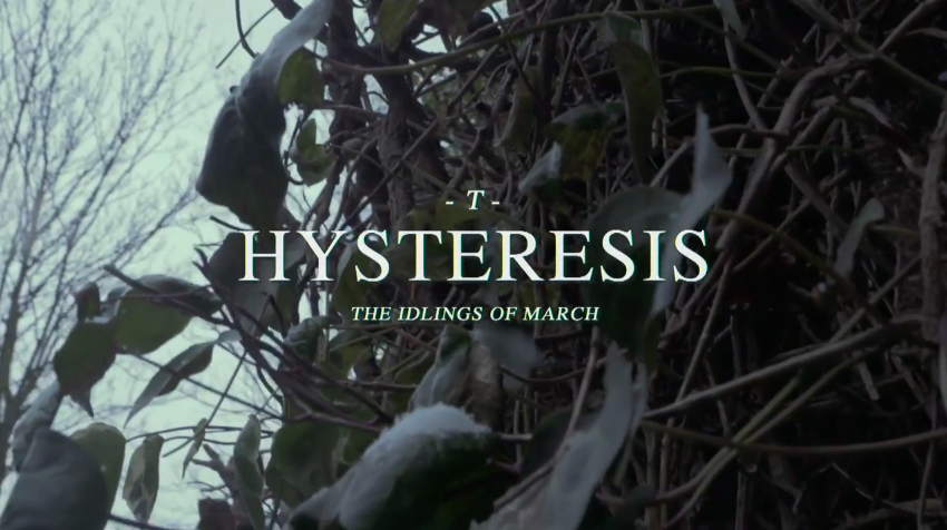 Theobalds Cap Co - Hysteresis (The Idlings of March)