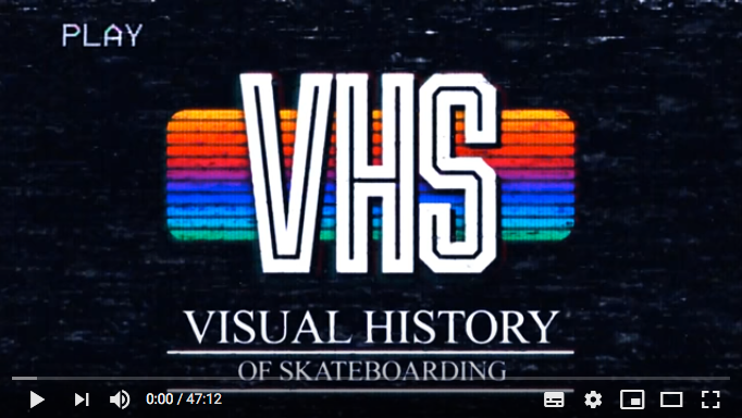The VHS Show - Episode 1 - Ben Grove