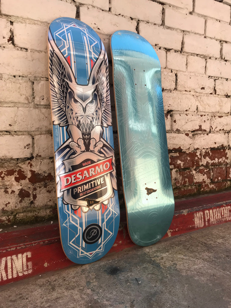 Wade Desarmo Pro Decks (Now Available)