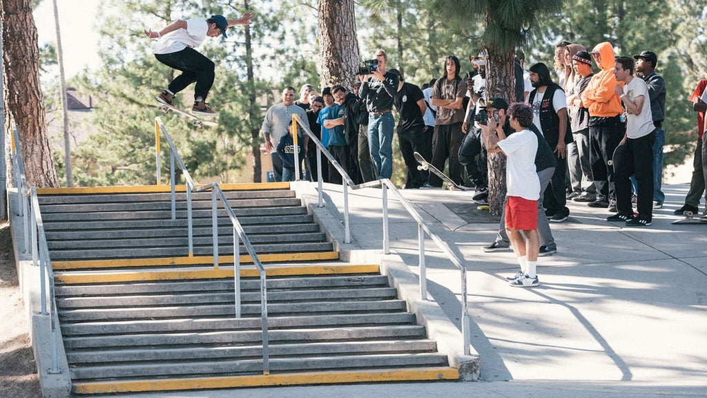"Thrasher's Bust or Bail ""Trouble at the Double"""