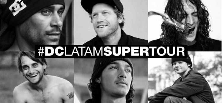 DC shoes Latam Supertour video.