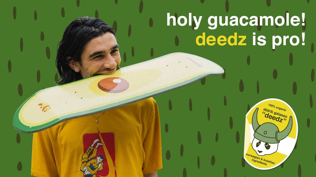 "Enjoi ""Deedz Nutz"" Rough Cut"