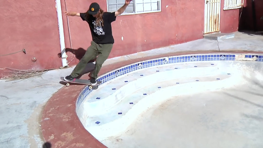 John Worthington's Backyard Burn Down part.