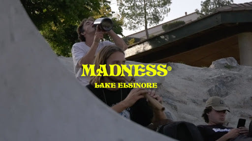 Madness at Lake Elsinore!