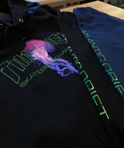 Atlantic Drift Hoodies