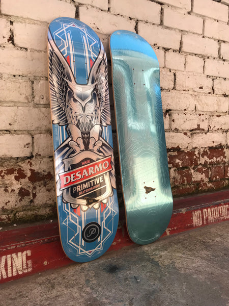 Primitive Skateboards - Wade Desarmo
