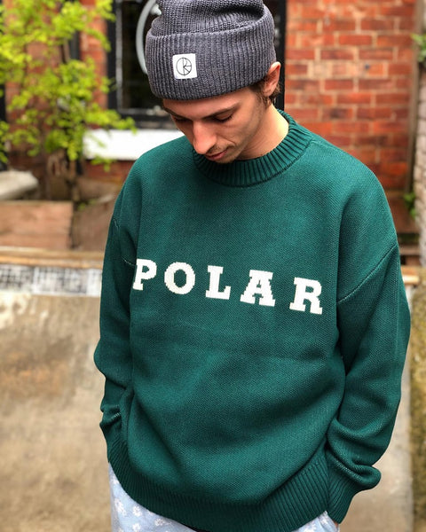 Polar-jacquard-knit