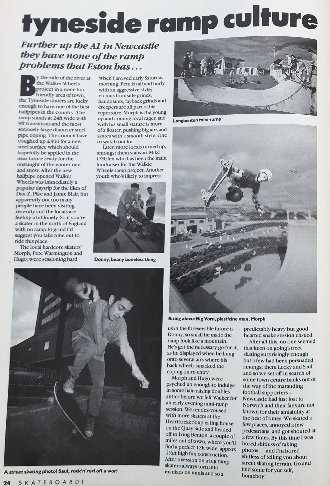 Page 3 Skateboard! Mag