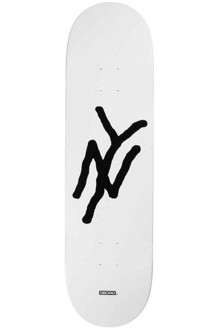 Monogram Deck (White)