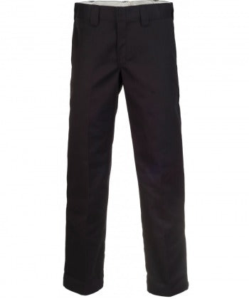 873 Slim Straight Work Pants (Black)