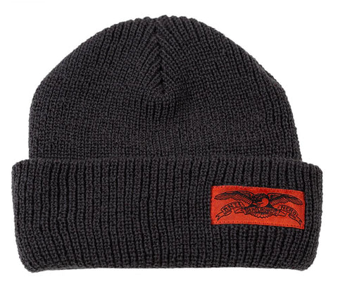 Stock Eagle Label Beanie (Grey)