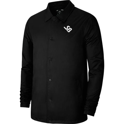 Shield Jacket (Black)