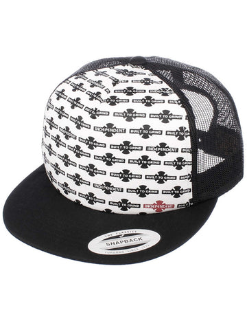 Independent OG Pattern Snapback