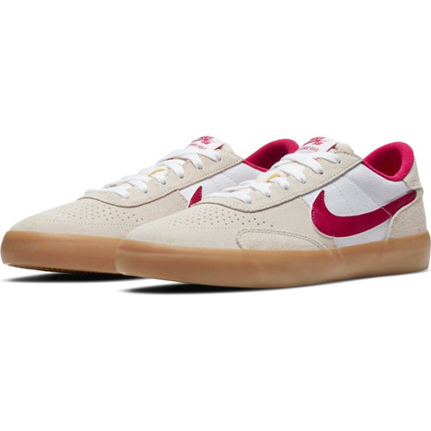 Heritage Vulc (Summit White/Cardinal Red)