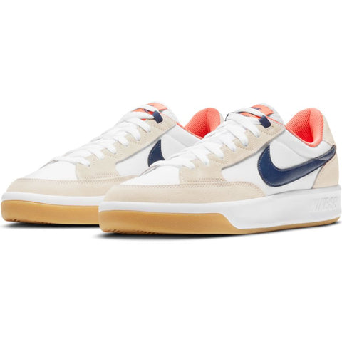 Adversary (White/Midnight Navy-Turf Orange)