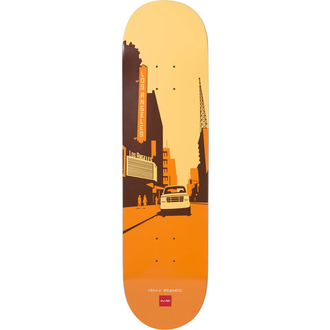 Chico Brenes Cruz City Deck