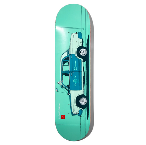 World Taxis (Stevie Perez) Deck