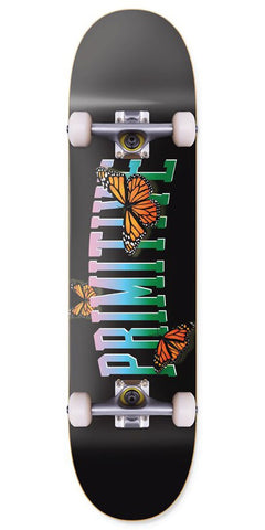 Collegiate Butterfly Mini Complete Skateboard