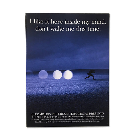"""I like it here inside my mind, Don't wake me this time"" - The Polar DVD"