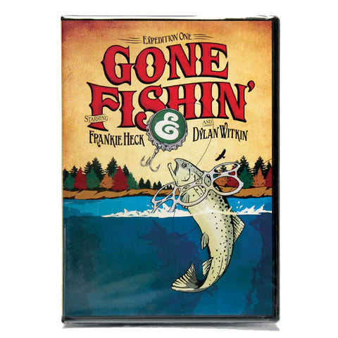 Gone Fishin' DVD