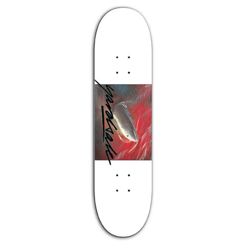 Shark Deck (White)