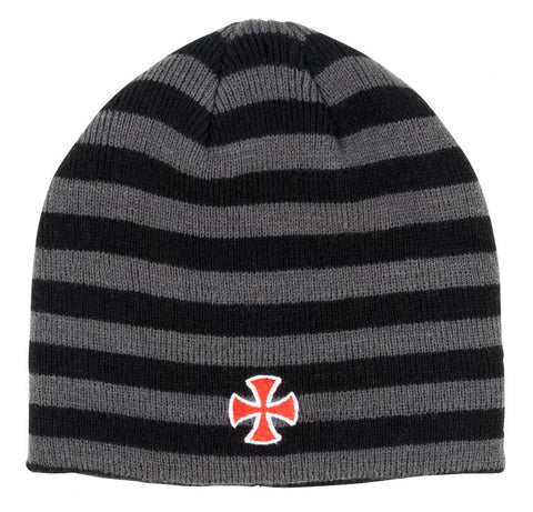 Scorch Striped beanie