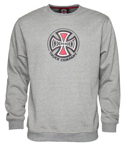 Independent Trucks Crew neck- Dark Heather