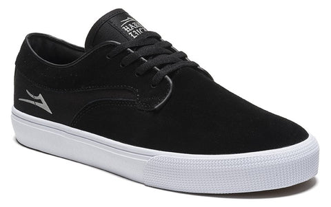 Riley Hawk x Hardluck (Black/White)