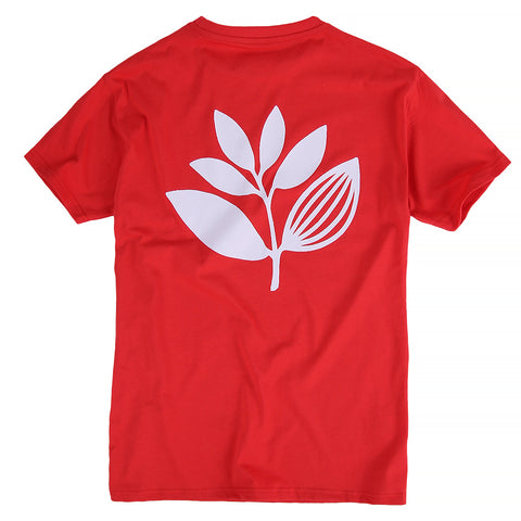 Classic Plant Tee (Red)