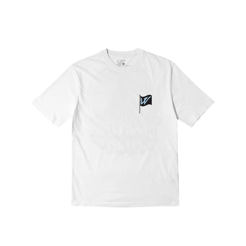Mountain High Tee (White)