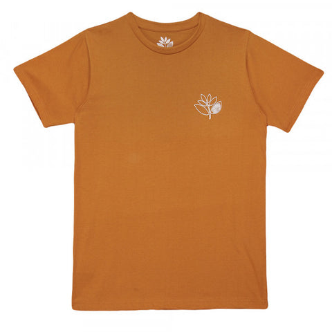 Plant Outline Tee (Orange)