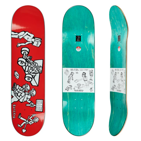 Cash is Queen (Nick Boserio) Red Deck