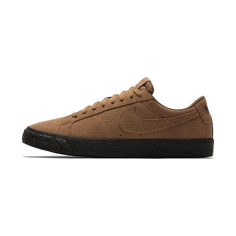 Blazer Lo (Tan/Black)