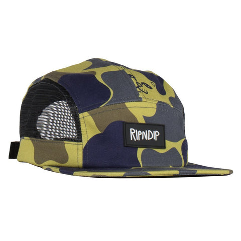 Tropic Camo Camp Hat