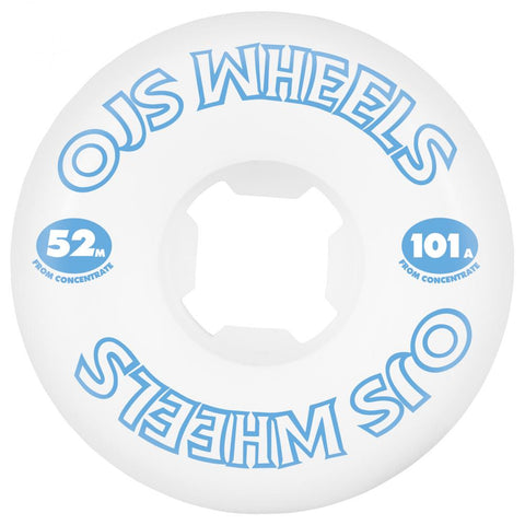 From Concentrate Hardline Wheels (Blue)