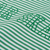 Outline Stripe Tee (Green)
