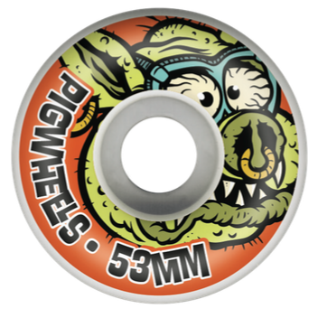 Toxic (53mm) Wheels