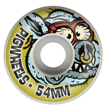 Toxic (54mm) Wheels