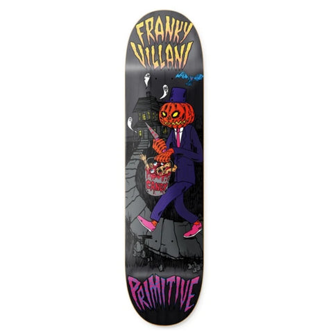 Villani Pumpkin Deck