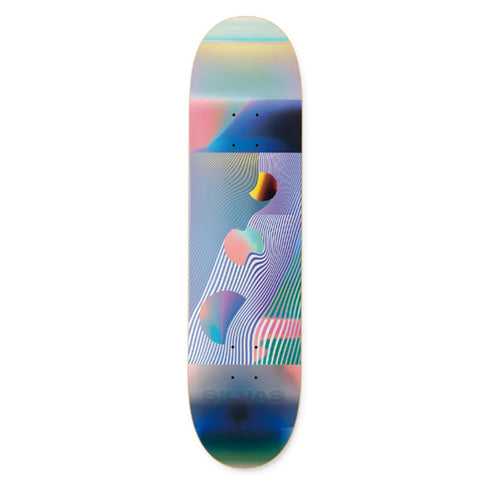 Colourwaves Silvas Deck