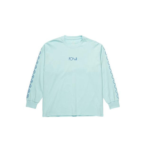 Racing Longsleeve (Aquamarine)