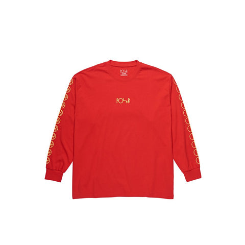 Racing Longsleeve (Red/Yellow)